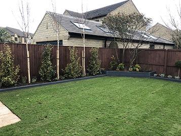 artificial grass astroturf landscape gardener ilkley
