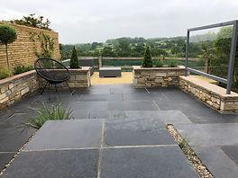 patio design lanscape gardeners ilkley