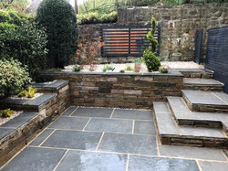 terracing and walling