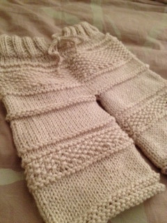 Knitted Baby Love