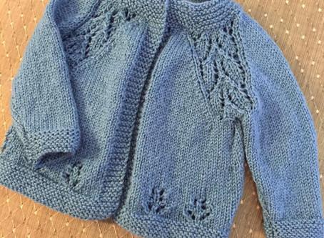 knit, knit, knit, knit, knit ......and then some
