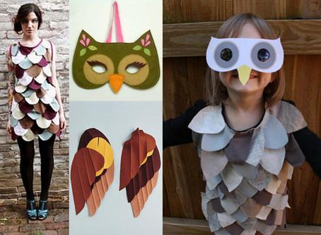 INSPIRATION | Owl Costume