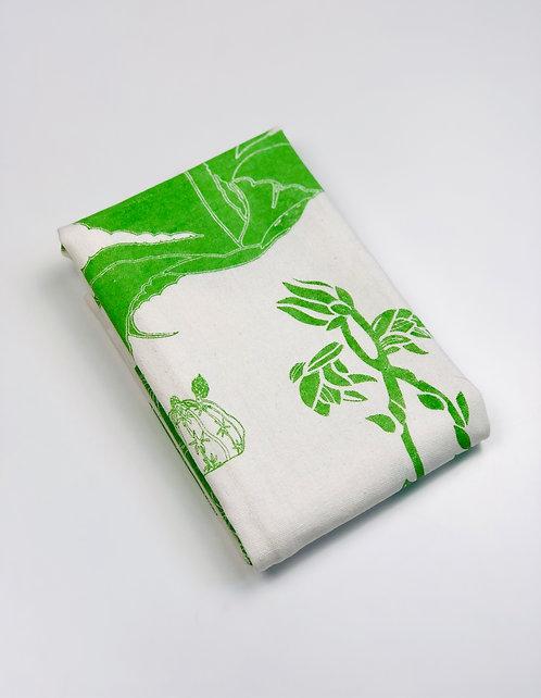 Large Cactus | Tea Towel