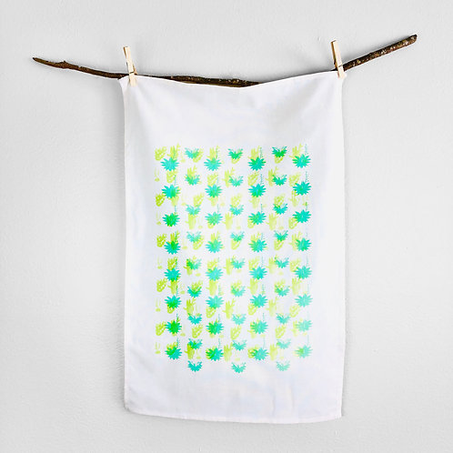 Desert Agave | Tea Towel