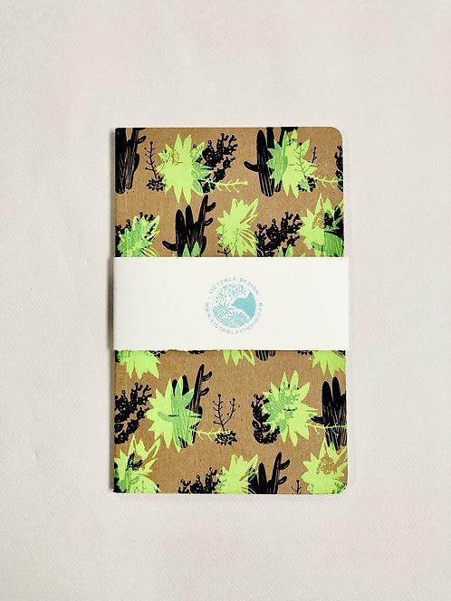 Desert Agave - Notebook