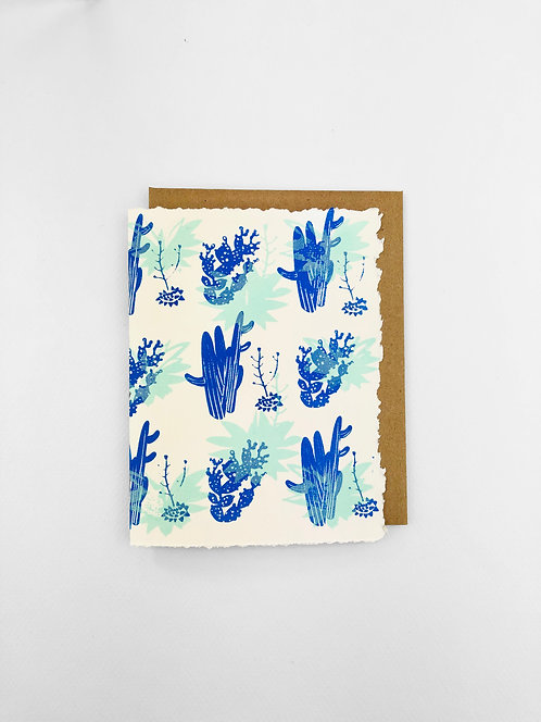 Desert Agave | Greeting Card