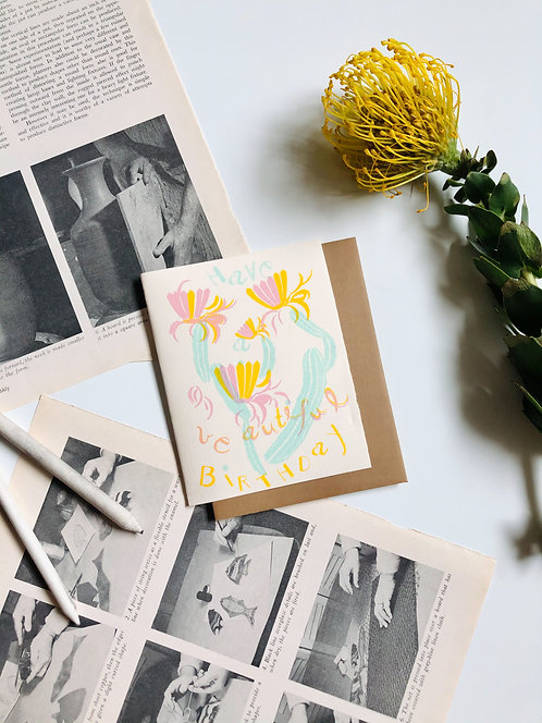 Have a Beautiful Birthday | Greeting Card
