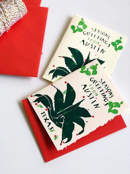 Christmas Ornament - Greeting Card