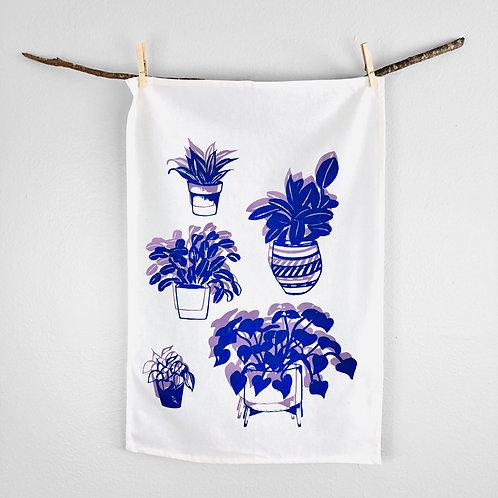 Plants | Tea Towel