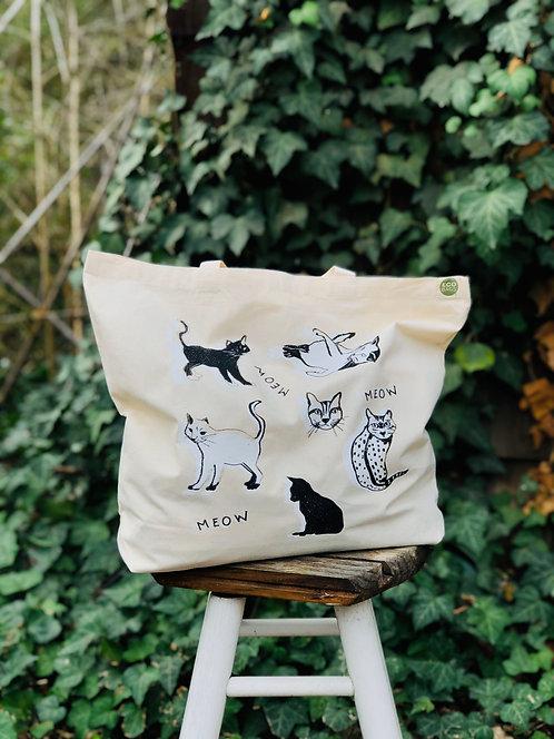 Cats | Tote Bag