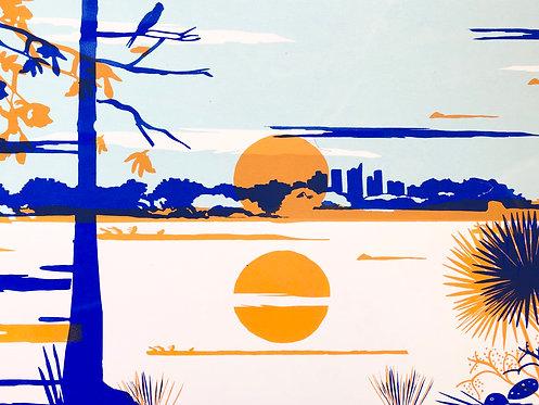 Austin Skyline | Art Print