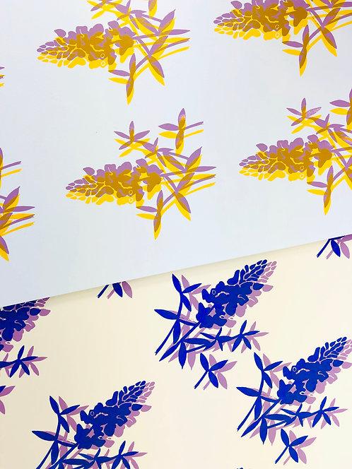 Bluebonnets | Art Print