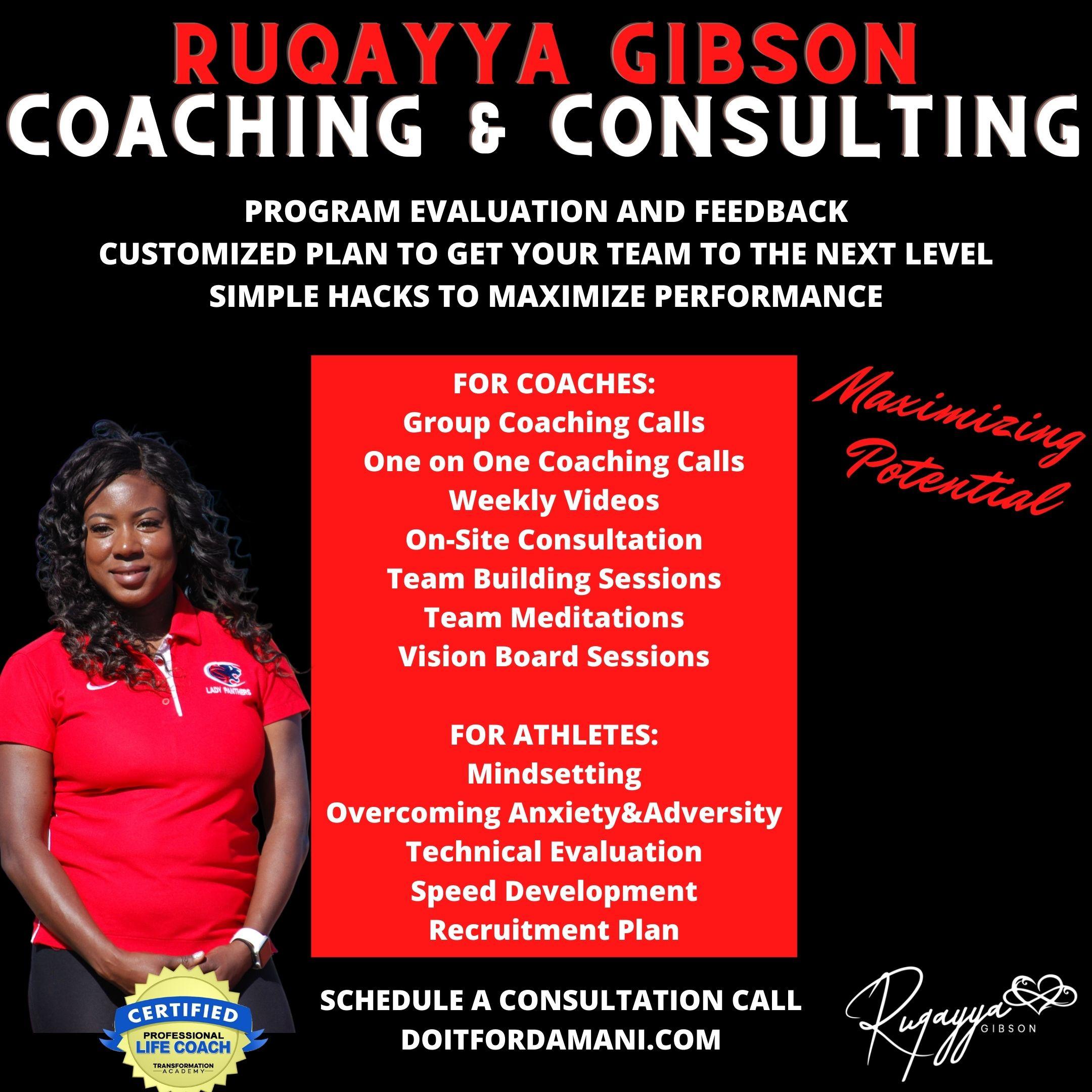 Life Coaching Session