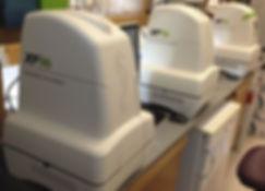 Seahorse Bioscience XF96 flux analyzer work stations