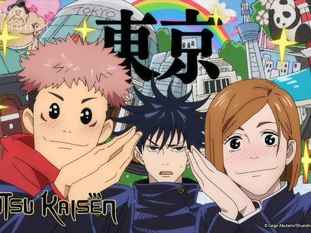 Jujutsu Kaisen: The Best Shonen a Season Can Buy