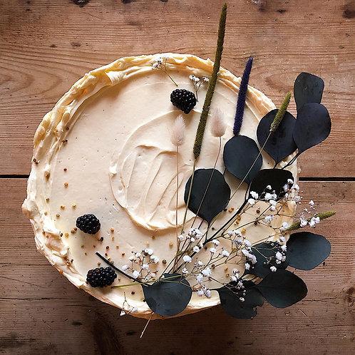 "10"" round sponge cake"