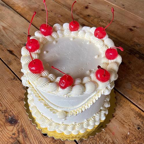 Fancy Celebration Cake