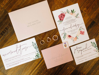 Wedding Stationery Guide. Part 1.