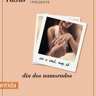 MIX - SAFIRA - NAMORADOS - SOLITARIO - S