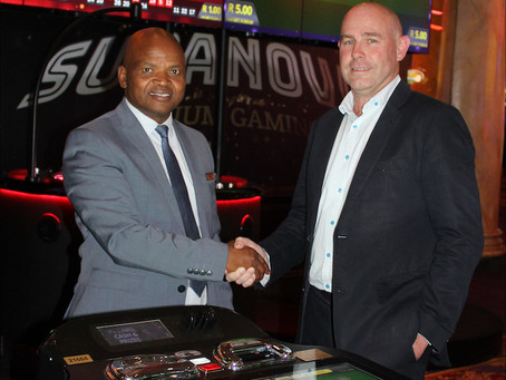 Interblock Stadium SUPANOVA, a first for Africa at Peermont Global's Prestigious Emperors Palace