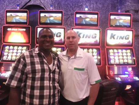 Speed King Shoots the Lights Out at Spin Rider Casino