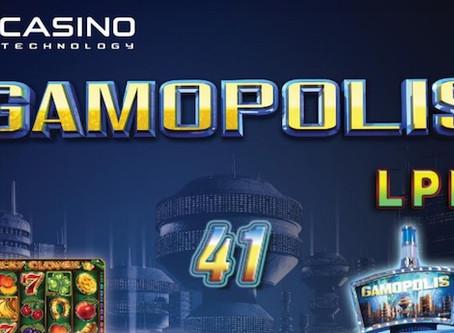 Pioneer Slots Leads the Way with Gamopolis 41 LPM