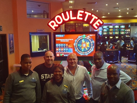 Atomic Gaming & Interblock Roulette a first for Eswatini at Happy Valley Casino