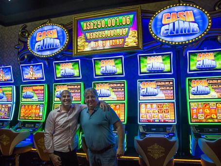 IGT & Atomic Gaming Provide Variety at Millionaires Casino Nairobi