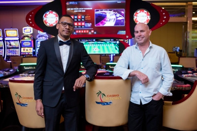 Casino Marina - Pioneers in Installing the latest from Casino Technology, IGT and Interblock