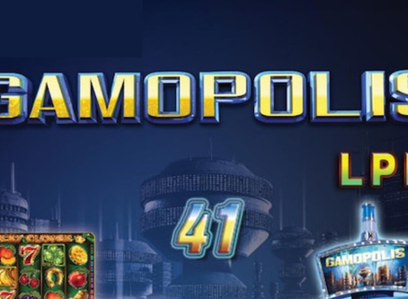 Gamopolis 41 – New, Improved and Ready to take on the LPM Market