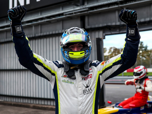 Stefano Leaney Takes 2020 F3 Cup Title!