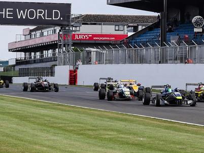 Donington Park GP Report