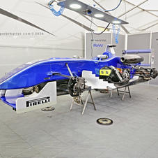 Dallara F308 Mercedes