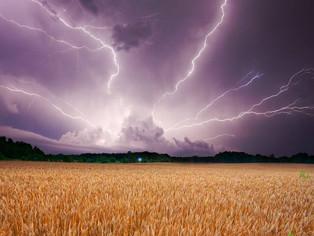 Cavado, ciclone, JBN e frente fria fortalecem temporais no Sul do Brasil, segundo Cpte/Inpe
