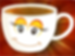Anthropomorphic-Happy-Female-Cup-Of-Coff