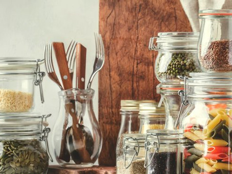 DIY: 8 TIPS ON HOW TO ORGANISE YOUR PANTRY WITH TIDEE