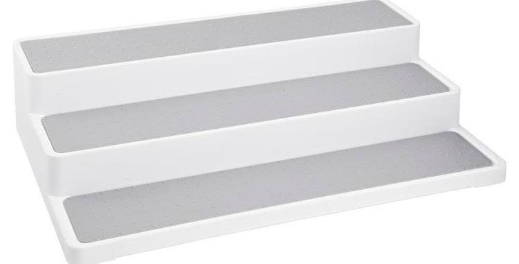 MADESMART TIER SHELF | 3 Tier |  Non-Slip Surface | Easy Clean