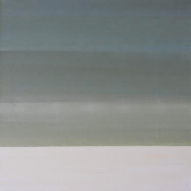 Horizont Grau-Grün-Weiss