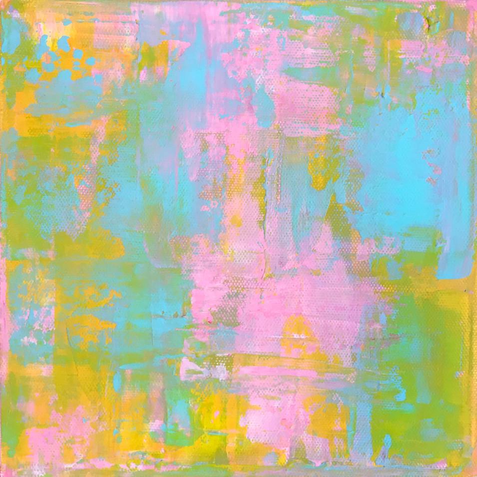 Himmelgelb - Zitronenblau - Rosarot 2