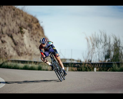 51 | Ella Harris Pro Cyclist for Canyon SRAM racing and Zwift Academy winner