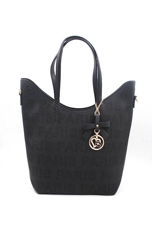 Paris laukku Black