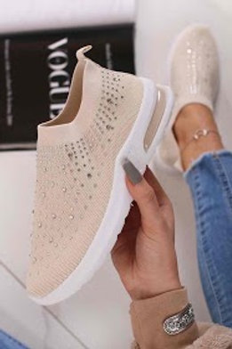 Todzi Sneaker Beige