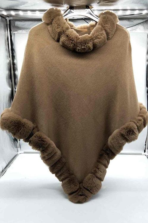 Poncho Winter Taffy
