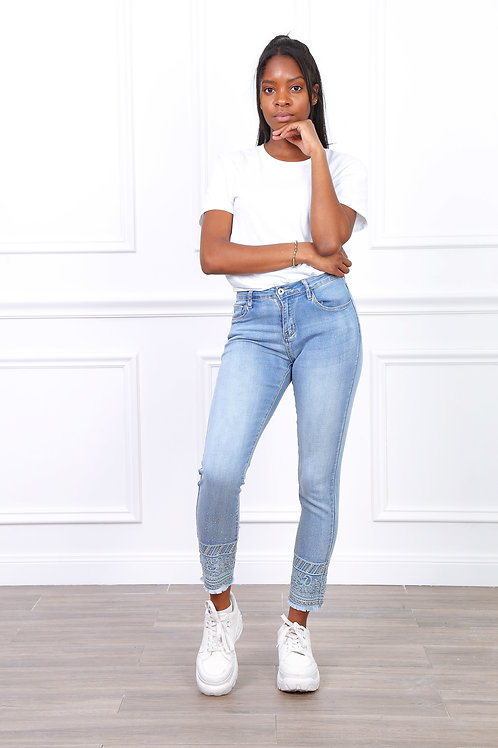 Blue Jeans koriste lahkeilla.