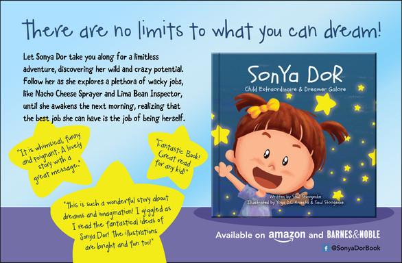 Children's Book Author; Creative Direction & Illustration Collaboration