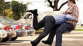 street fight self defence