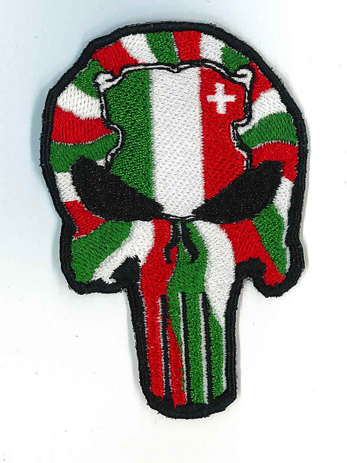 Patch Skull Neuchâtel