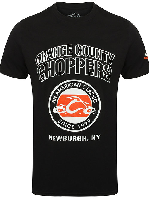 Orange County Choppers noir OCC American Classic
