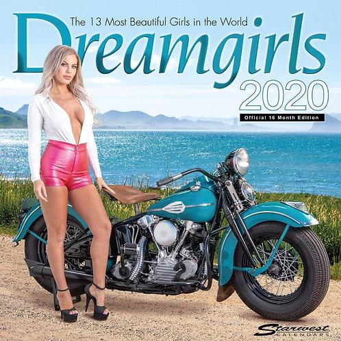 Calendrier Dreamgirls 2020