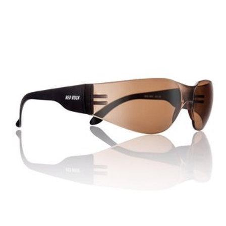 Lunette Red Rock Brune